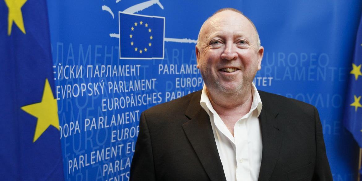Keith Taylor MEP portrait
