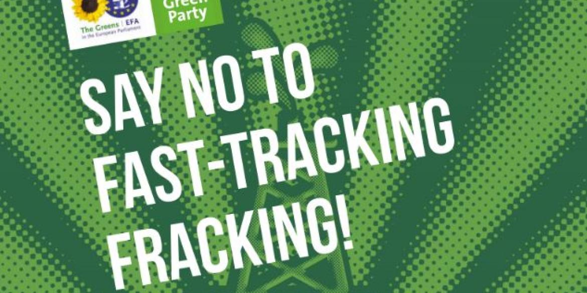 Keith Taylor MEP launches new briefing to help constituents respond to government's fracking consultation